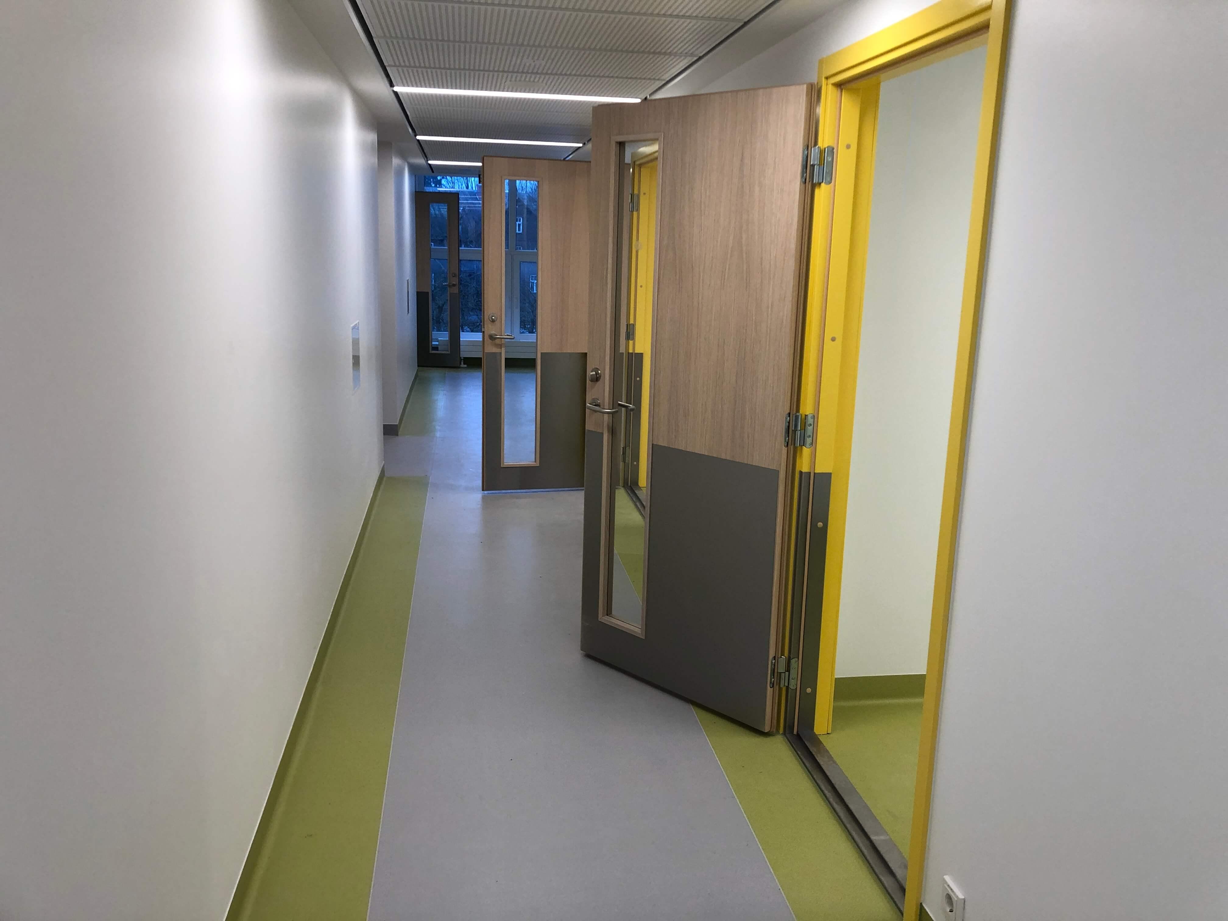 Tartu Ülikooli kliinikumi siseuksed